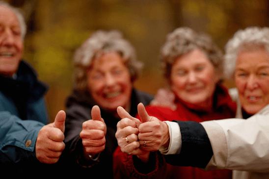 Fit im Alter - Mit Bewegung die körperliche Fitness fördern