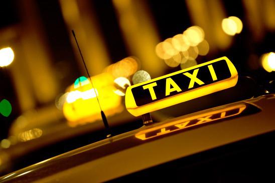 Taxifahrer brauchen einen Taxischein